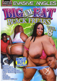 Big Um Fat Black Freaks 08